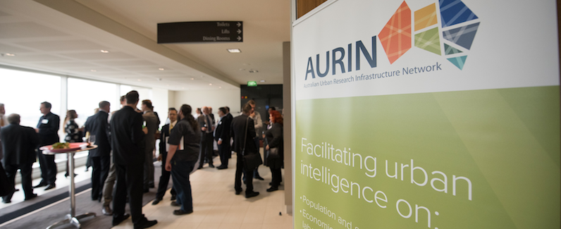 Image - The AURIN (Australian Urban Research Infrastructure Network) launch